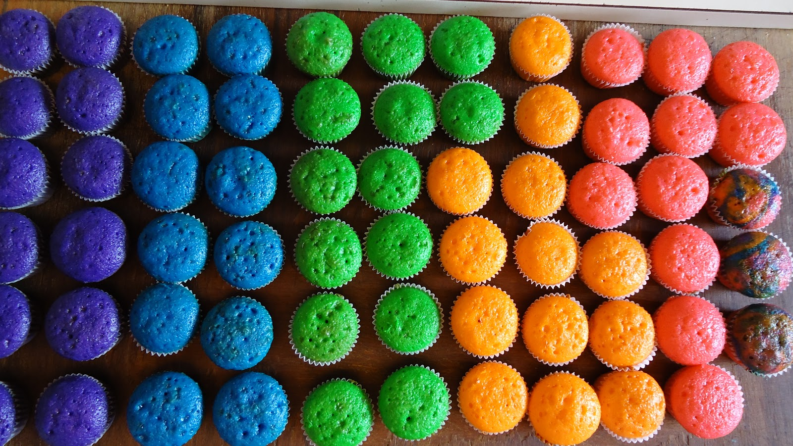 Unique Party Food To Go All The Colors Of The Rainbow