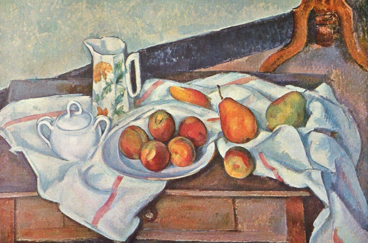 Prowansja śladami Paul'a Cezanne'a