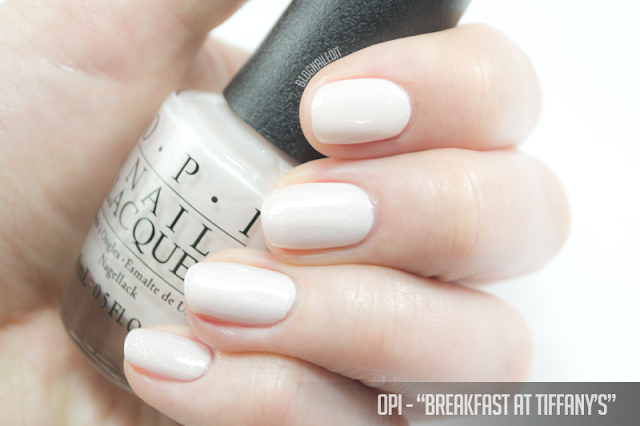 OPI - Breakfast at Tiffany's