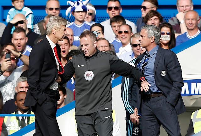 Arsène Wenger et José Mourinho se retrouvent ce samedi pour un duel entre MU et Arsenal qui s'annoncent tendus