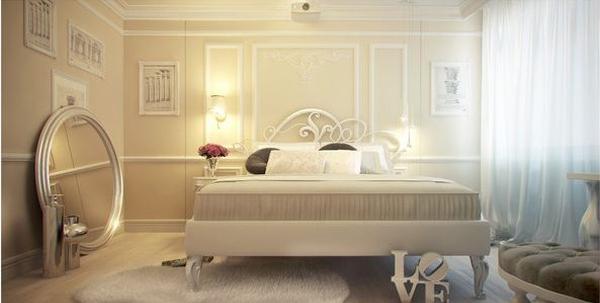 Desain Kamar Tidur yang Sensual dan Romantis