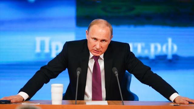 McCain llama 'homicida y asesino' al presidente ruso Putin
