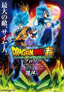فيلم Dragon Ball Super Movie: Broly اون لاين مترجم