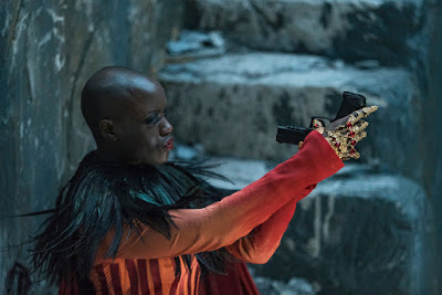 Picture of Florence Kasumba in Emerald City Series (31)