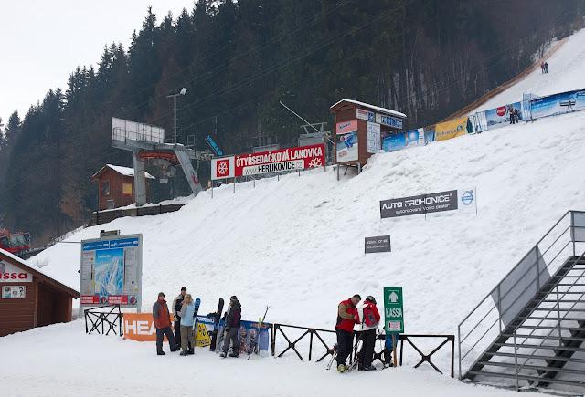 czeskie ośrodki narciarskie, gdzie pojechać?