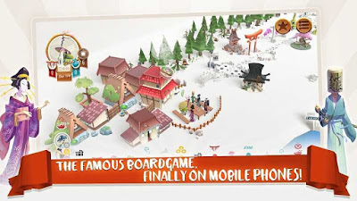 Tokaido APK MOD Extra Unlimited Money FREE