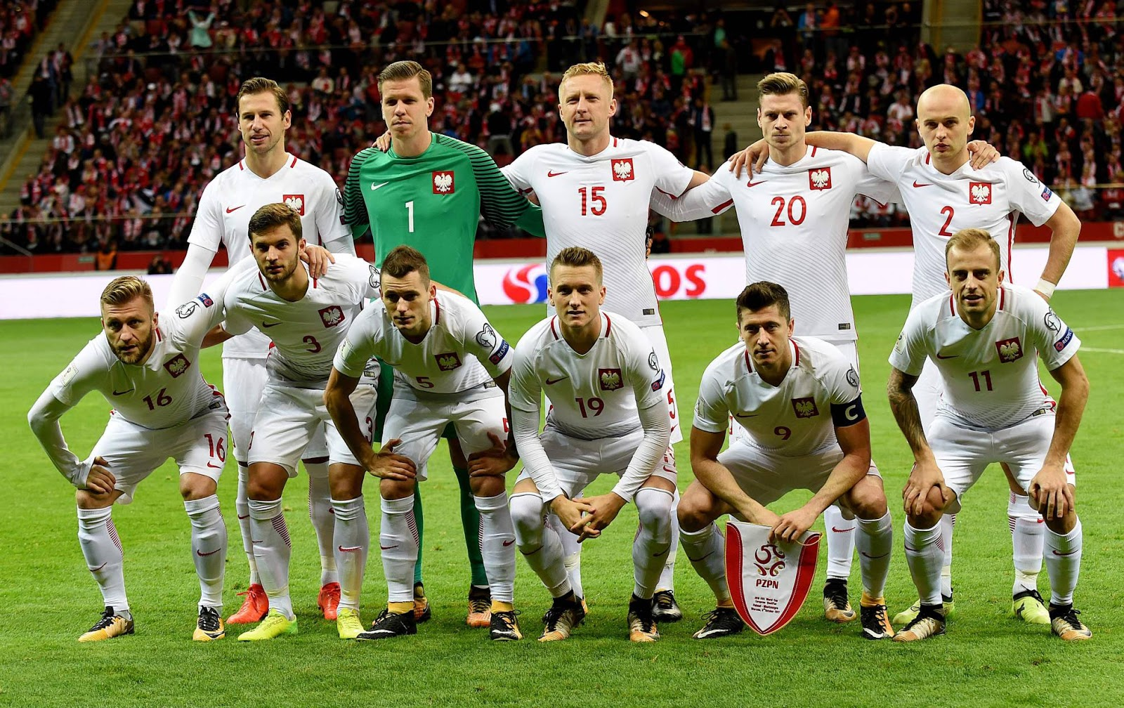 Information about Poland national team 2018