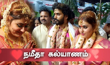 Kadhal Mudhal Kalyanam Varai ! Namitha's Love-Com-Arranged Marriage Secrets !