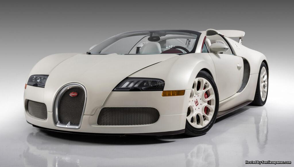 Nak Tukar Minyak Engine Bugatti Veyron, Sediakan RM80K!
