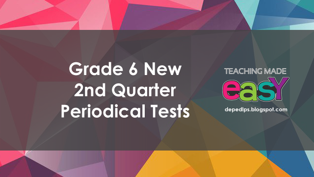 2nd periodical test for grade 2