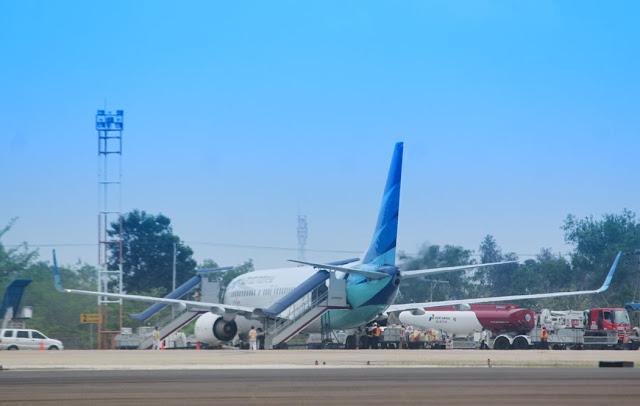 PT Angkasa Pura I (Persero) resmi mengumumkan lelang paket 2 proyek pengemangan Bandara Syamsudin Noor di Banjarbaru, Senin (16/5/2016). Dalam paket ini, proyek yang dikerjakan adalah infrastruktur, bangunan penunjang dan perluasan Apron Bandara dengan nilai pagu Rp901,5 miliar lebih.