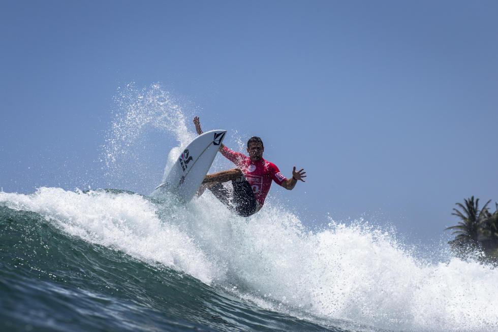 41 Gony Zubizarreta ESP Martinique Surf Pro foto WSL Poullenot Aquashot