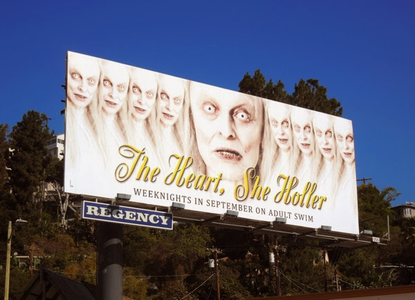 The Heart She Holler season 2 billboard