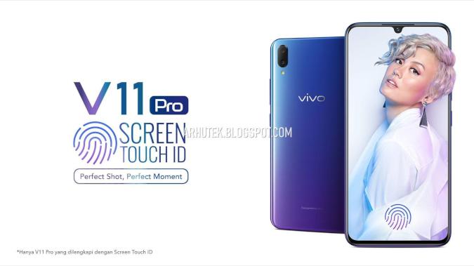 Review Lengkap Vivo V11 Pro dan Harga Terbarunya di Indonesia
