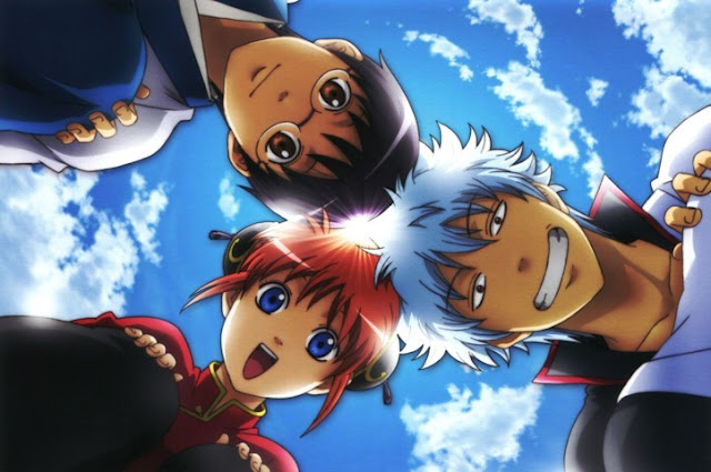 Gintama:(2006) Sseason 1 Episode (1-49) Subtitle Indonesia
