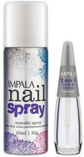 Nail Spray