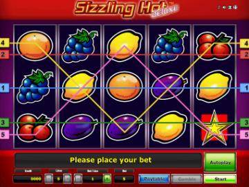 Jucat acum Sizzling Hot Deluxe Online