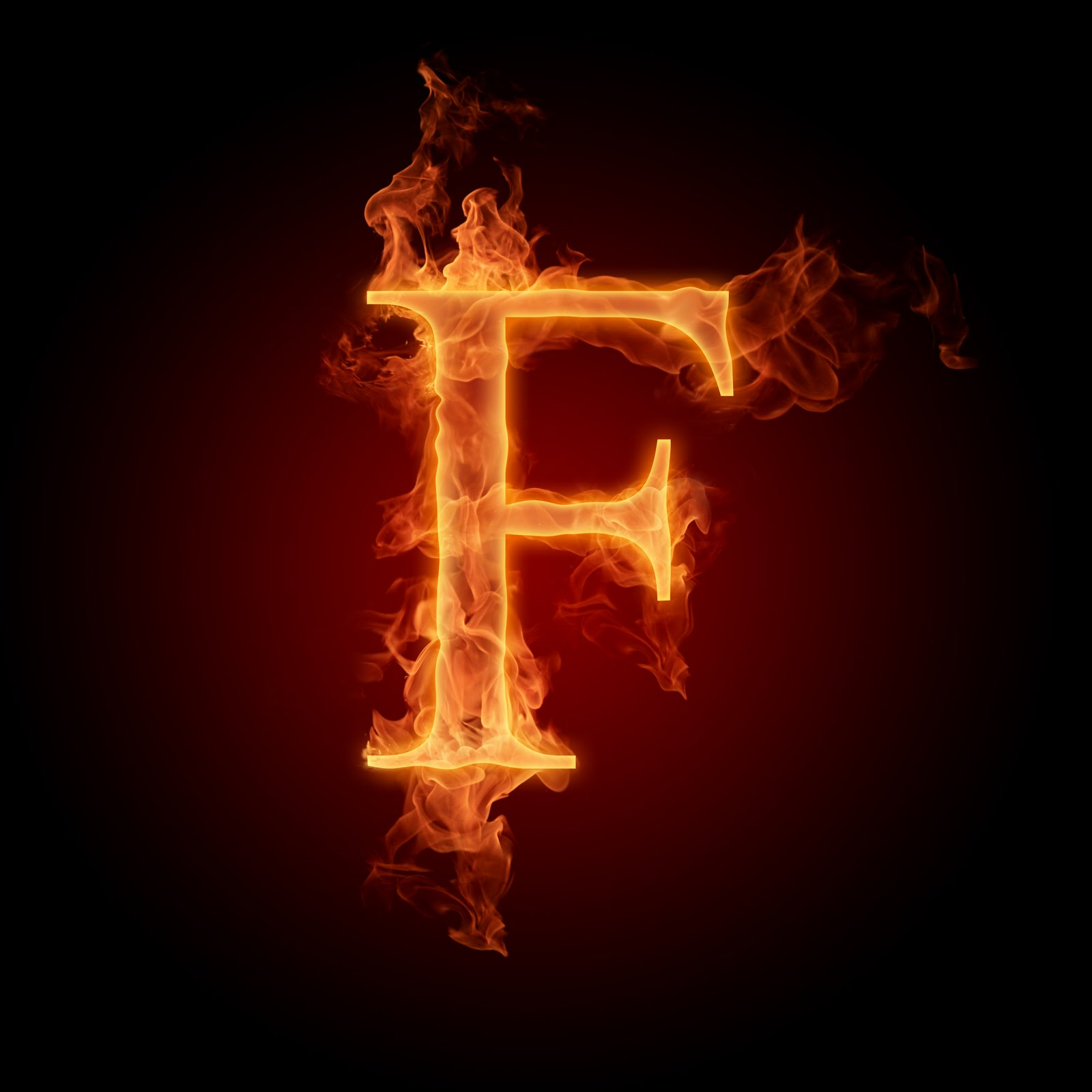 Letters Fire