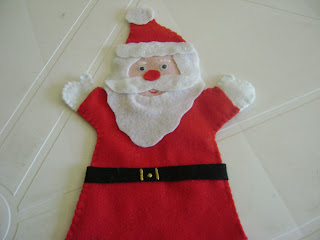 DSC06205 - Fantoche do Papai Noel