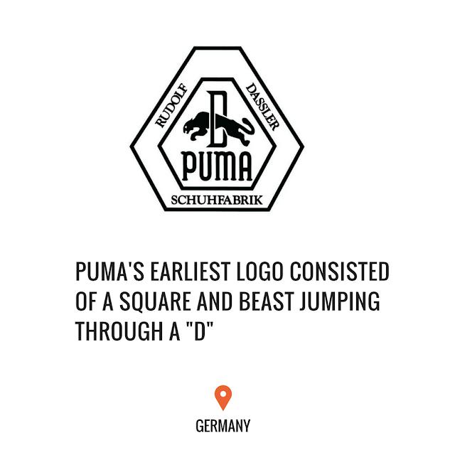 puma first logo