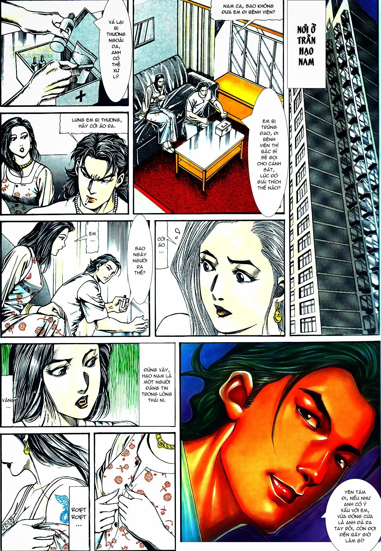 Người Trong Giang Hồ chapter 119: tù chung thân trang 7