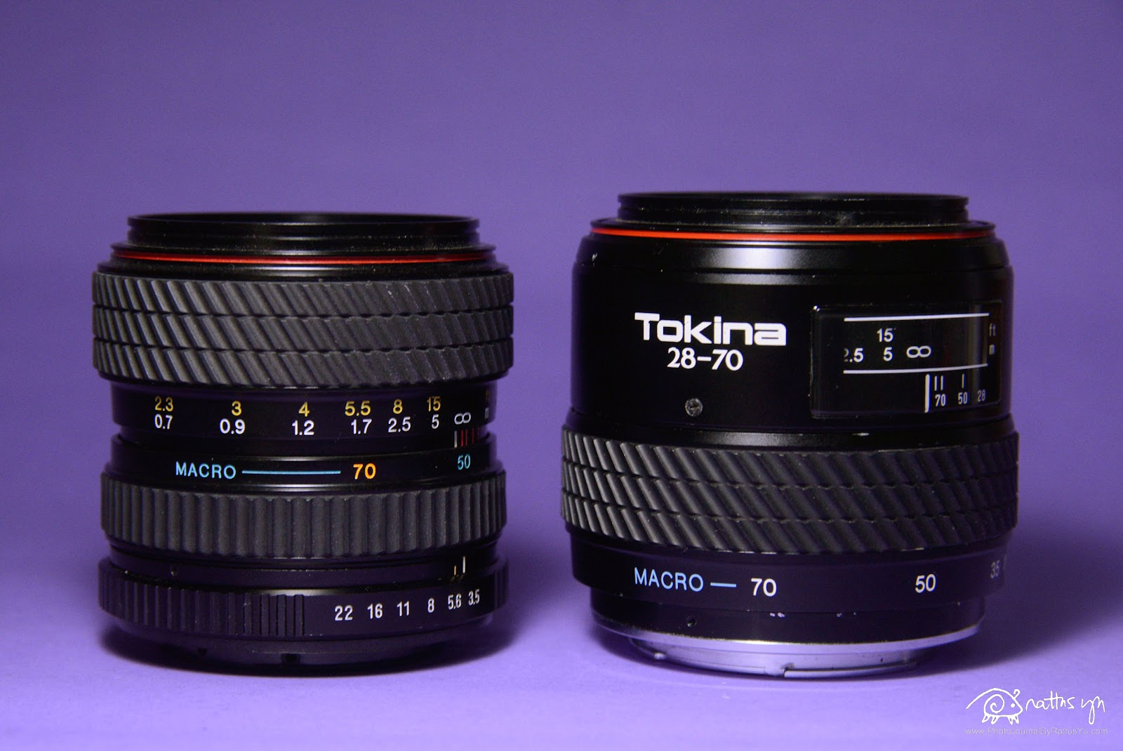 Tokina SD 28-70mm f/3.5-4.5 Macro (Manual Version)