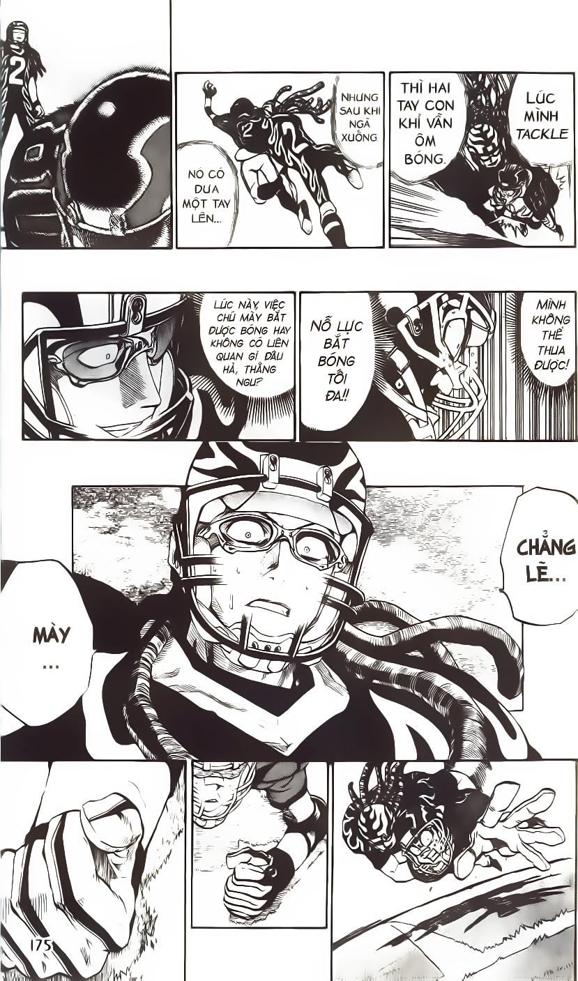 Eyeshield 21 chapter 196 trang 10