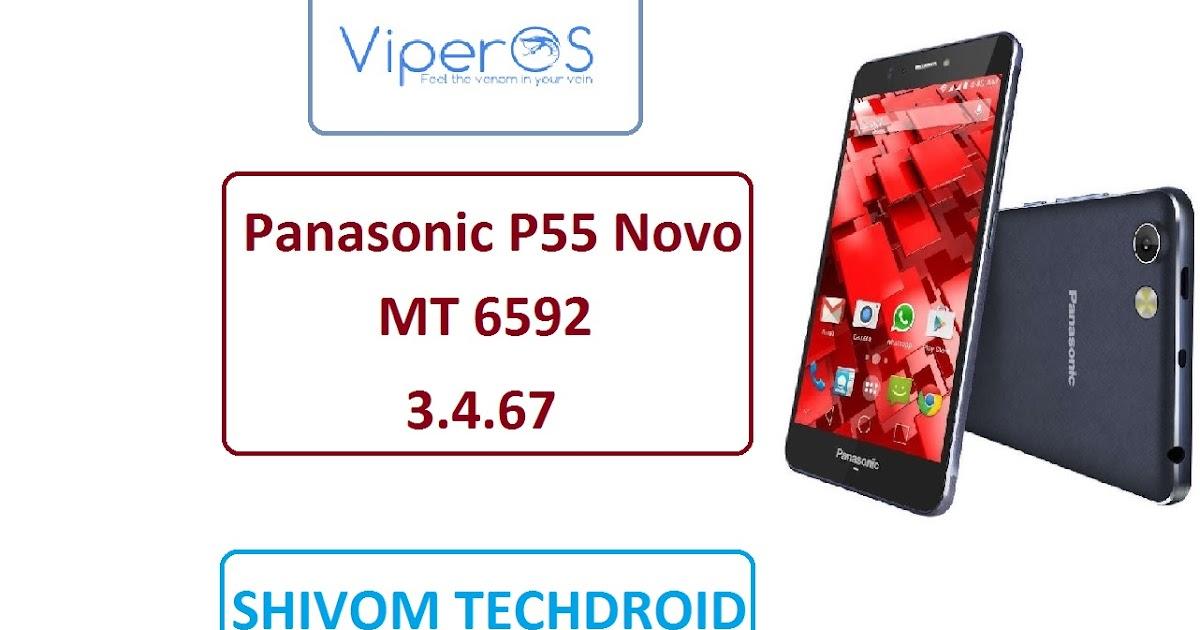 Nougat][MT6592]Viper OS - Panasonic P55 Novo - Shivom Techdroid