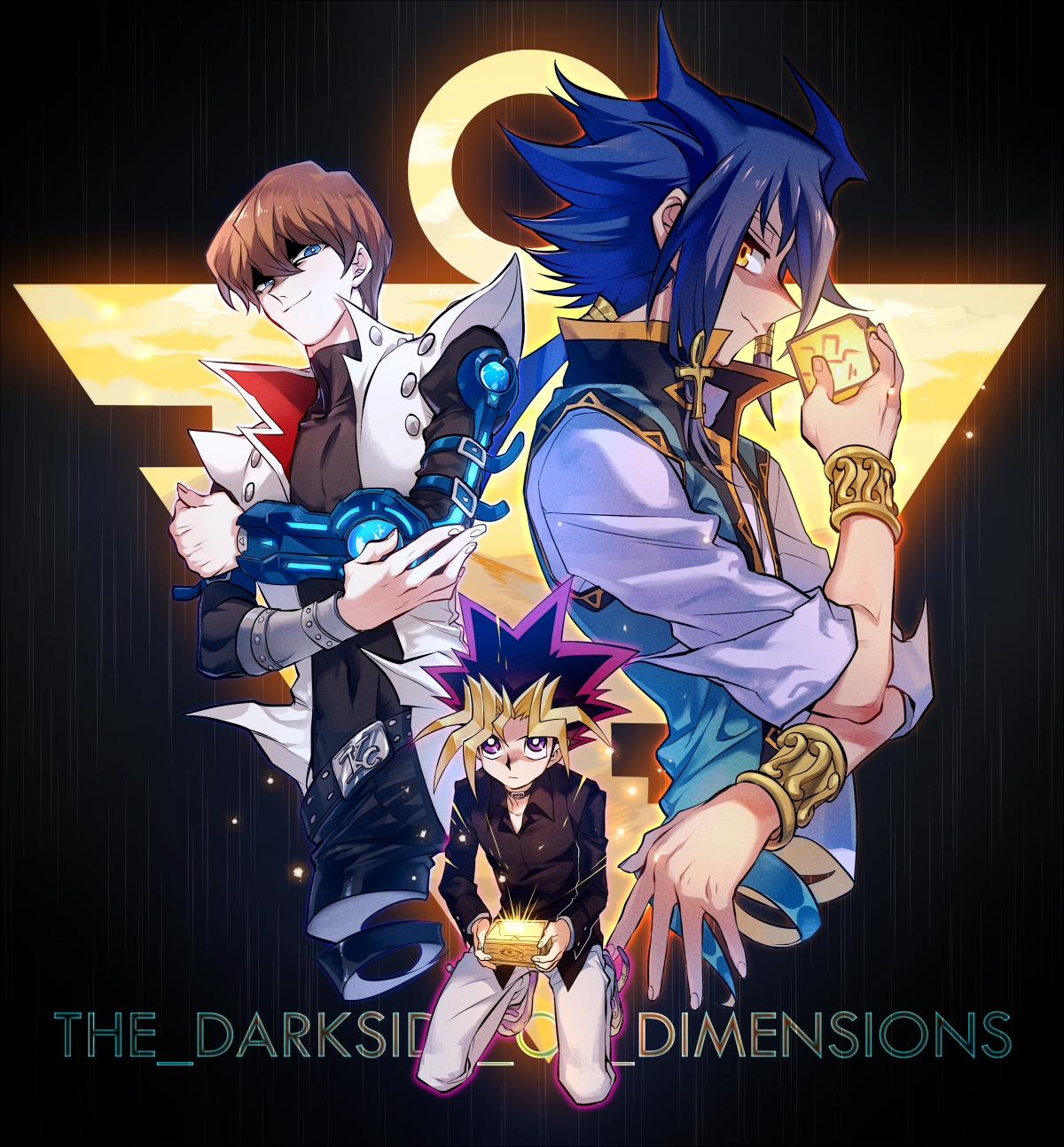 Yugioh Dark Side Of Dimensions