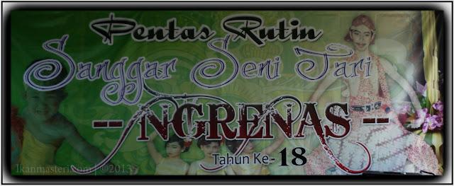 Sanggar Seni Tari Ngrenas Janti Nanggulan Kulon Progo
