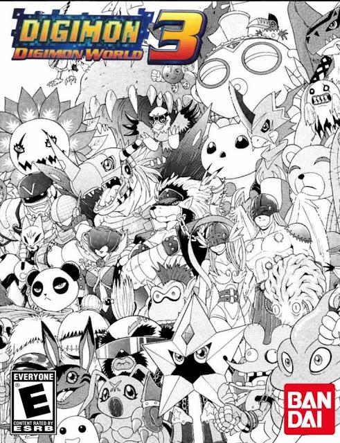 Detonado - Digimon 3
