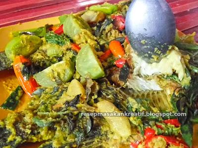 Pesmol Yellow Seasoning Gurame Fish Recipe
