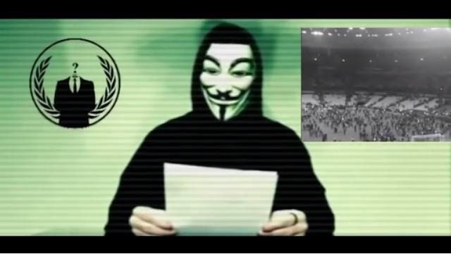 """Hacker """"Anonymous"""" Deklarasikan Perang Melawan ISIS"""