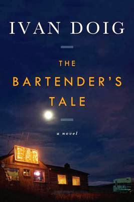 The Bartender's Tale by Ivan Doig - book cover