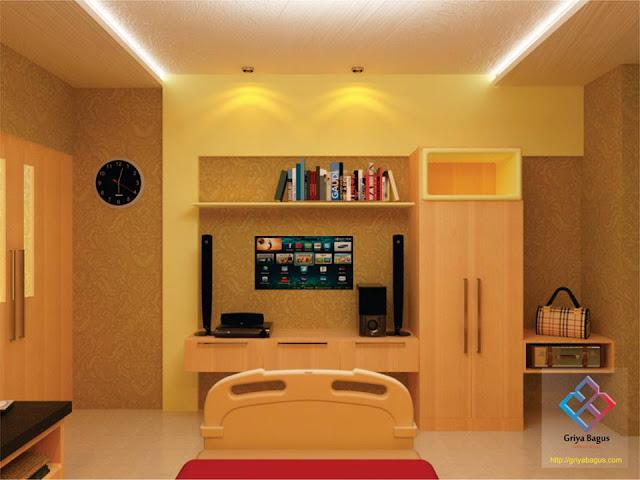 Desain Interior Ruang Rawat Inap Pasien VVIP Rumah Sakit Panti Rapih Yogyakarta