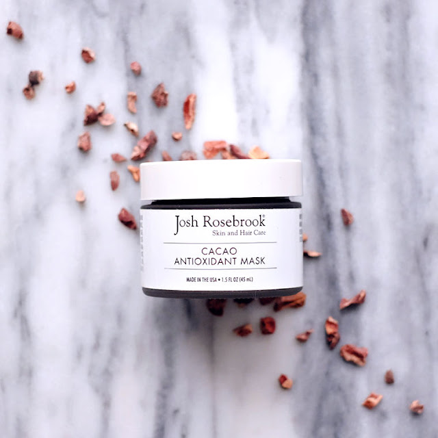 Review of Josh Rosebrook's Cacao Antioxidant Mask