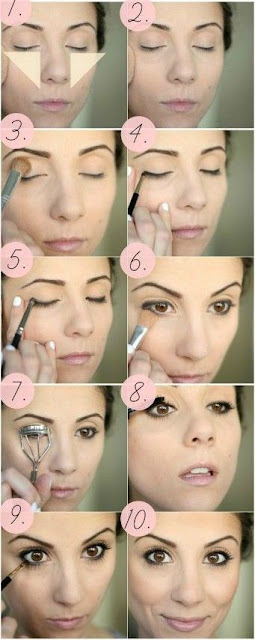 Tutorial Make up Minimalis Terbaru