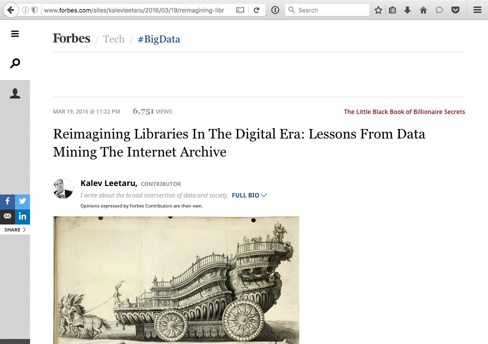 Web Science and Digital Libraries Research Group: September 2016