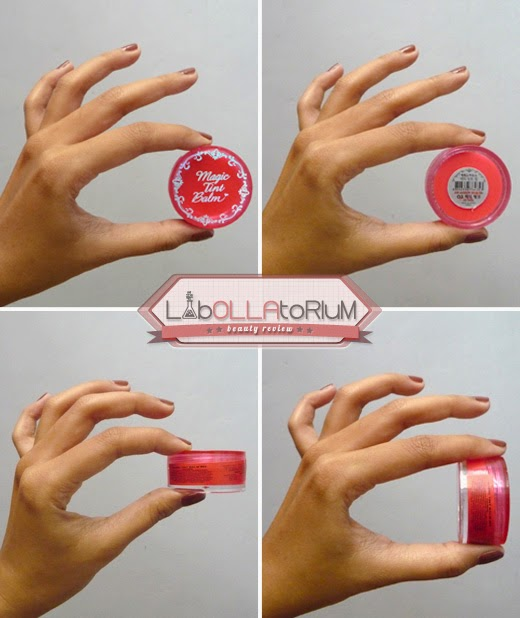 Etude House Magic Tint Balm #2 Packaging