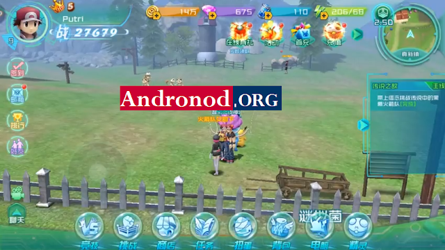 Pokemon Counter Attack Mod v1.0 Apk Terbaru