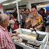 Kapolrestabes Medan Kunjungi Kontes Batu Akik