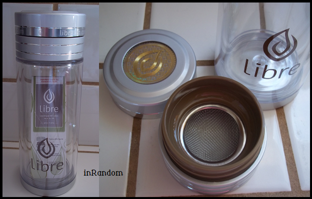 Libre Glass 'N Poly Tea Glass