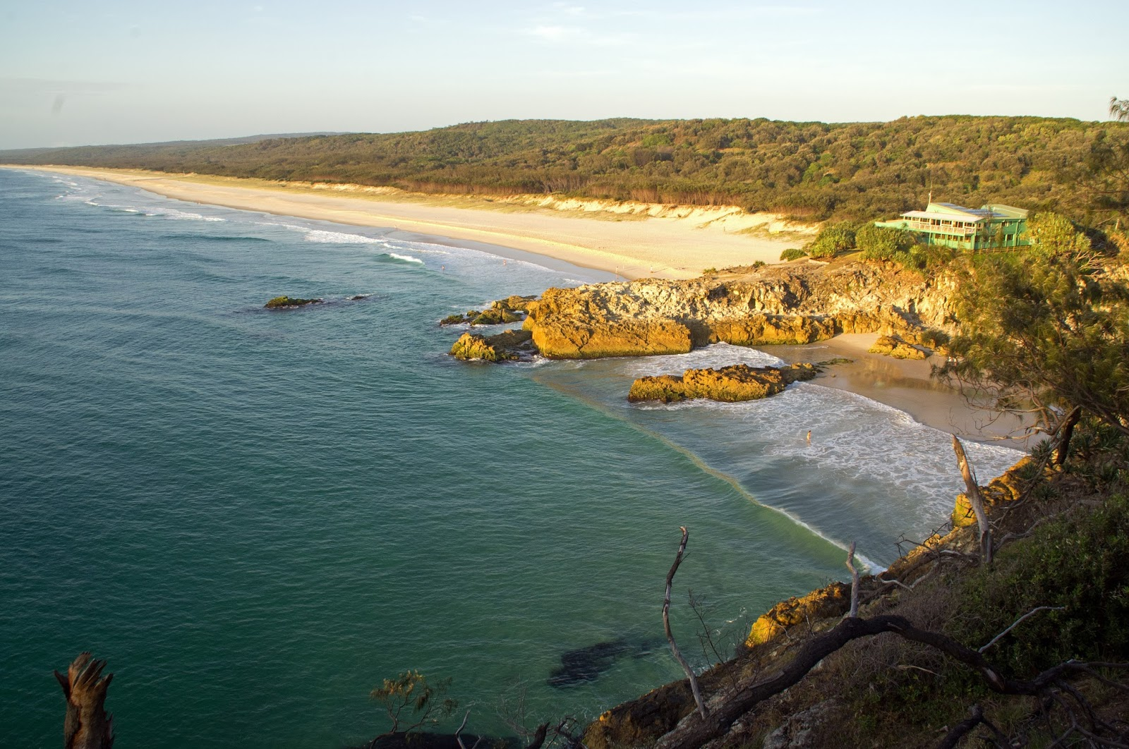Main Beach Point Lookout from North Gorge Walk