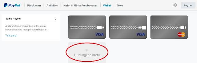 Cara verifikasi paypal terbaru dengan Bank Permata 3
