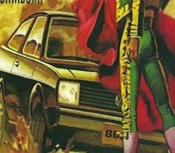 Propaganda do Gol em 1982 com imagem que associava o carro a um touro.