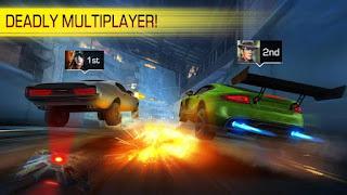 Cyberline Racing Mod APK