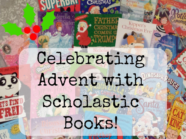 Celebrating Advent With Scholastic Books!