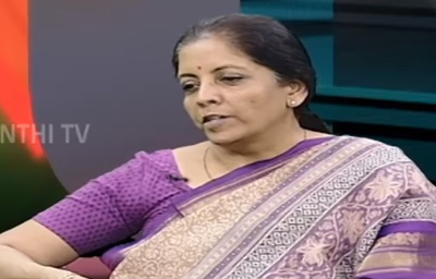 Nirmala Sethaaraman – says About GST for IT
