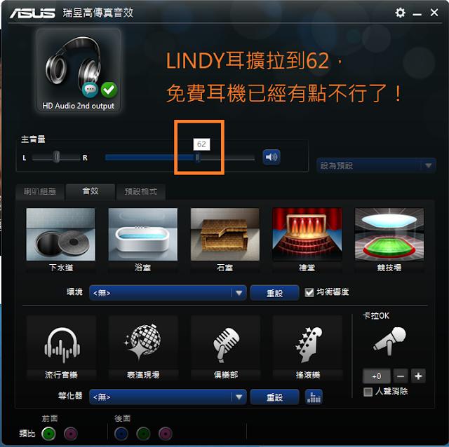LINDY 35507 「銀豆腐」迷你耳機類比分配放大器之殘虐測試! - 23