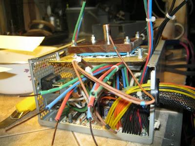 формовка проводов